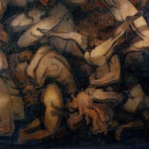 Freske i Tomba Emmanuelle © Emanuel Vigeland Museum